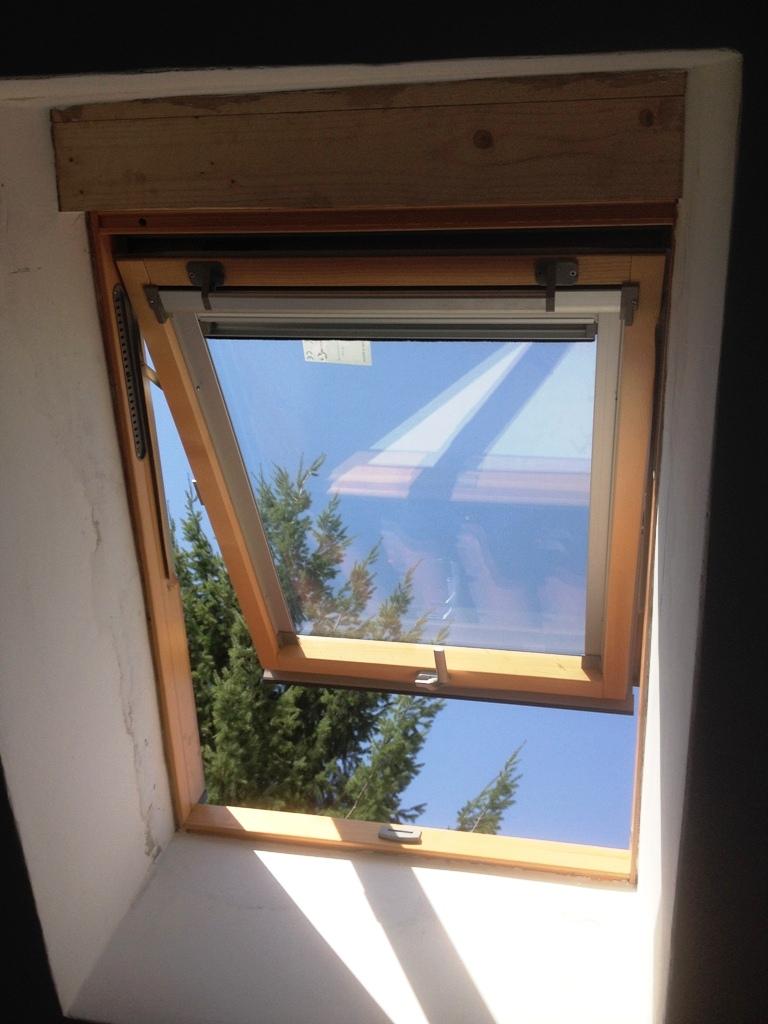 Finestre da tetto ditta brunatti - Finestre a tetto ...